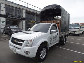 Chevrolet Luv D-max 4x4 Estacas