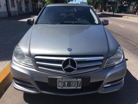 Mercedes-benz C200 Sedan 2013 62000 Km Marrocchi Exclusivos