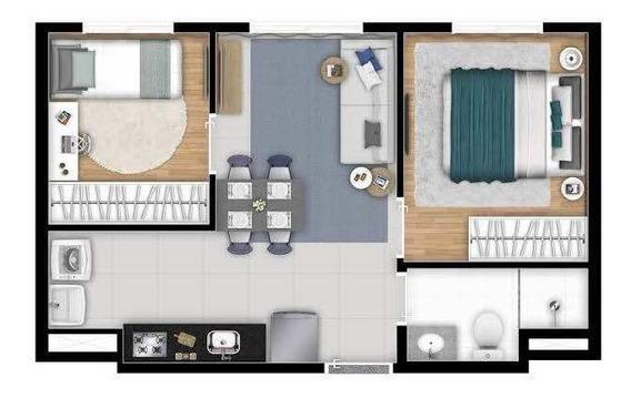 Apartamento À Venda Na Rua Alexandrino Da Silveira Bueno, Cambuci, São Paulo - Sp - Liv-4054