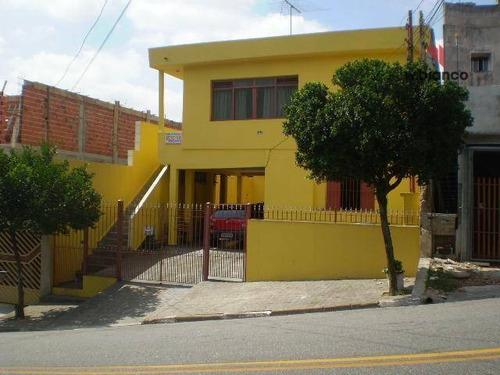 Casa À Venda, 291 M² Por R$ 700.000,00 - Taboão - São Bernardo Do Campo/sp - Ca0103