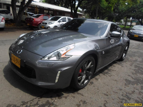Nissan 370 Z At 3700cc V6