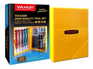 Kit Ferramentas Yaxun Yx6300 Chaves Reparo Celular Original