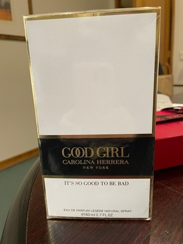Imagen 1 de 4 de Eau De Parfum Legere Natural Spray Good Girl 80 Ml
