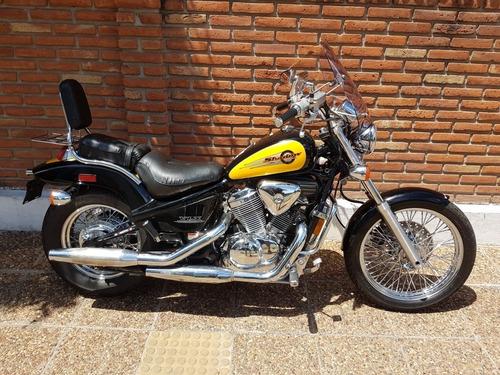 Honda Shadow Vlx 600 Permuto Qr Motors