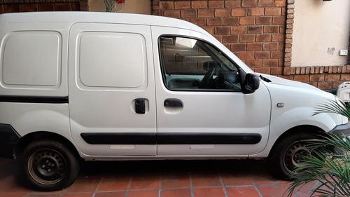 Imagen 1 de 15 de Renault Kangoo 1.6 2 Furgon Confort Cd Svt 1plc 2010