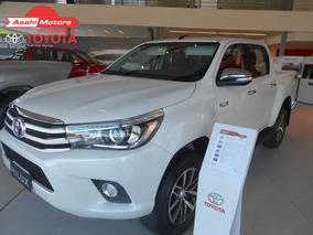 Nueva Toyota Hilux 4x4 Cd Srx 2.8 Mt 2018 - Asahi Motors