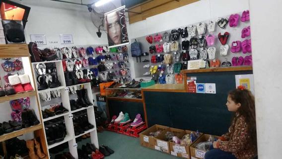 Vendo Fondo Comercio Zapateria Oportunidad!!!!