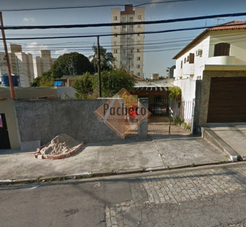 Terreno Na Vila Ré, 500 M², R$2.000.000,00 - 2404