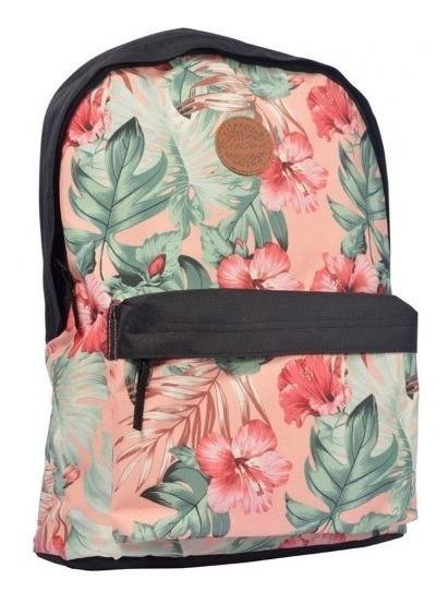 Mochila Rip Curl Hanalei Dome Peach Floral - Lbp071806