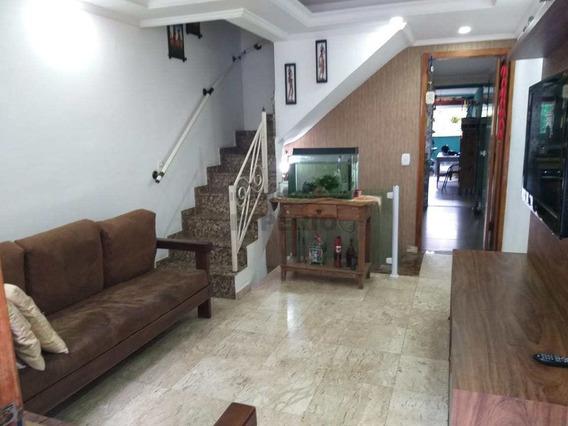 Sobrado De Condomínio Com 3 Dorms, Horto Florestal, São Paulo - R$ 435 Mil, Cod: 4492 - V4492
