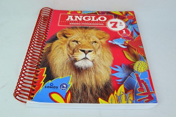 Apostila Anglo Ensino Fundamental 7 Ano Caderno 1 (novo)