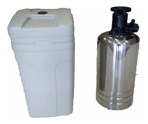 Ablandador De Agua Automático