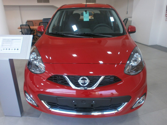 Nissan March Advance 0km - Descuento, Oferta