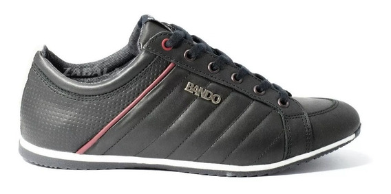 Zapatillas Urbaba Hombre Marca Bando 100% Cuero