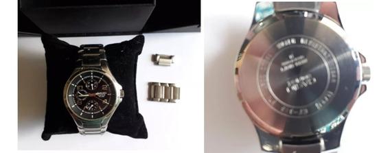 Relógio Casio Edifice Ef - Wr 100 Mt. - Original