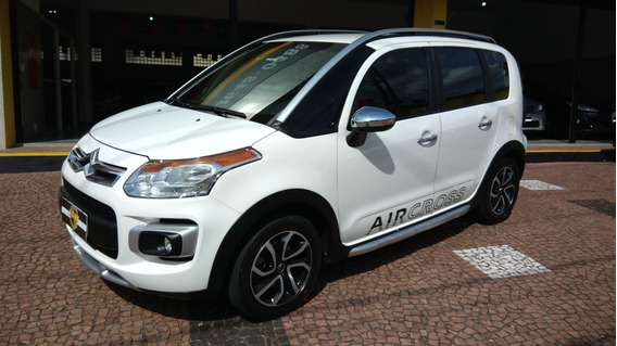 Citroen Aircross Exclusive 1.6 Automatico 2014 Impecavel