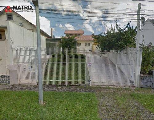 Casa Com 5 Dormitórios À Venda, 277 M² Por R$ 1.000.000,00 - Bom Retiro - Curitiba/pr - Ca1377
