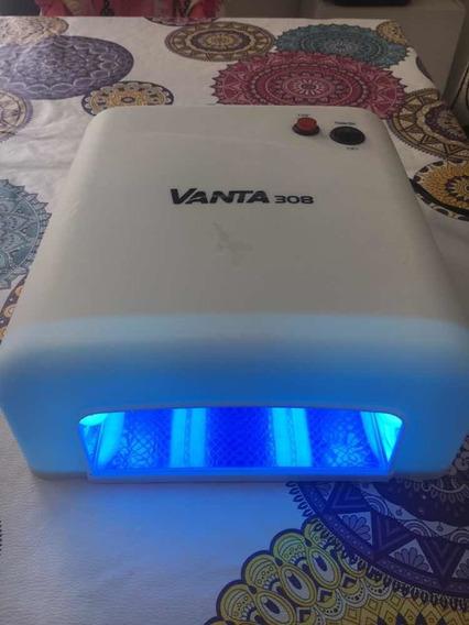 Cabina Vanta 308 Secador De Uñas Con Lámparas Uv
