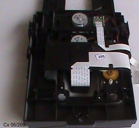 Unidade Otica Samsung Ht-c550/553 5fl0d28 Com Mecanica