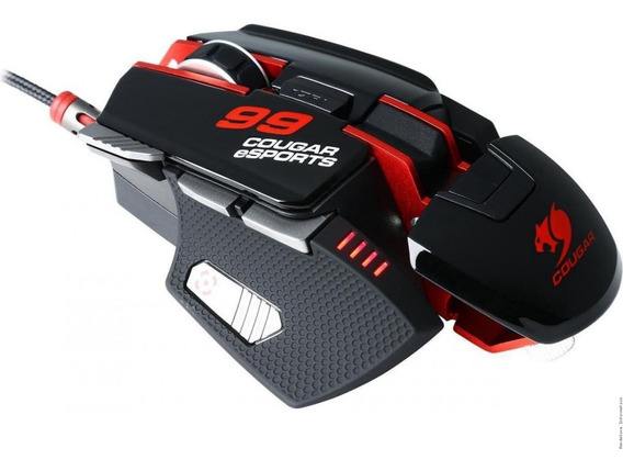 Mouse Profissional Gamer Cougar 700m-esports