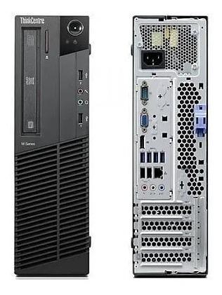 Cpu  Lenovo Thinkcenter M92 I5 3º  4 Gb Ram Hd 500 Gb