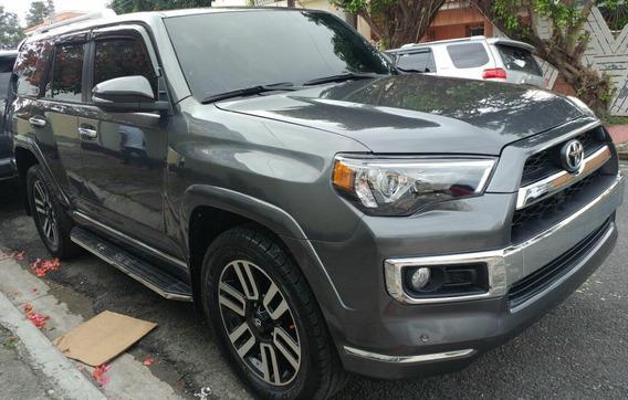 Toyota 4runner 2016 Limited Full 4x2 Rec Importada Americana