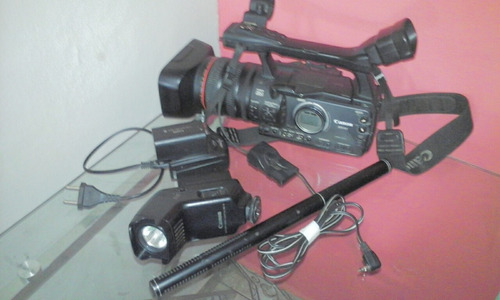 Filmadora Canon Xh A1-hdv 1080i