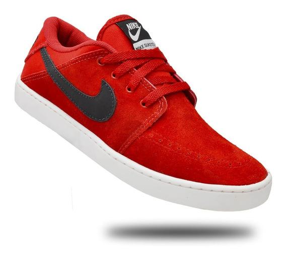 Tênis 2 Pares Nike Sb Suketo Leather 2 Pares + Frete Grátis