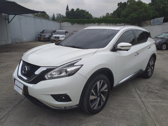 Murano Exclusive 3.5 4wd Cvt Mod 2018