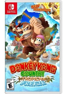 Donkey Kong Country: Tropical Freeze (switch) - Prophone