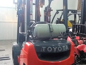 Montacargas Toyota 2015 4000 Libras 2 Tonelada Yale Hyster