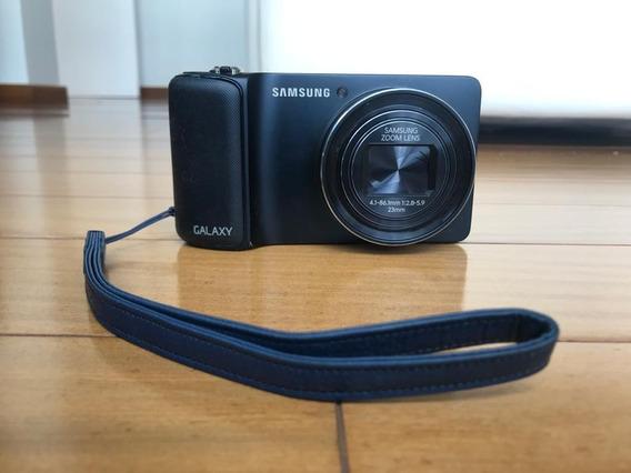 Câmera Fotográfica Multifuncional Ek-gc100 Samsung