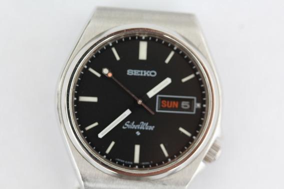 Seiko Automático Silver Wave 6306 8070 Super Raro 78