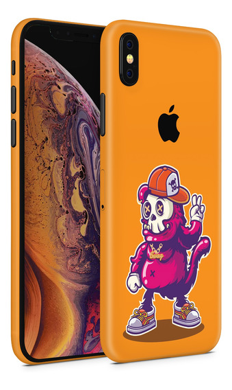 Skin Monkey Hip Pop Para Telefonos Apple iPhone