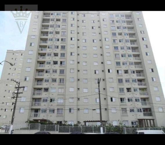 Apartamento Com 2 Dormitórios À Venda, 50 M² Por R$ 300.000 - Vila Emir - São Paulo/sp - Ap2868