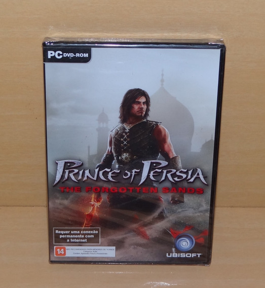 Prince Of Persia - The Forgotten Sands - Lacrado - Pc