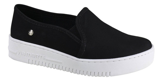 Tênis Via Marte Slip On Feminino