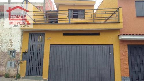 Imagem 1 de 16 de Casa Residencial À Venda, Jardim Líbano, São Paulo. - Ca0722
