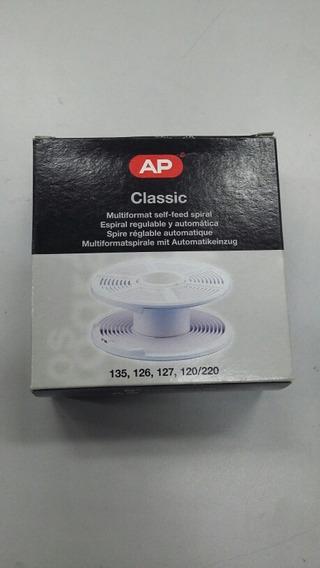 Carretel Espiral Plástico Revelação De Filme Multiformato
