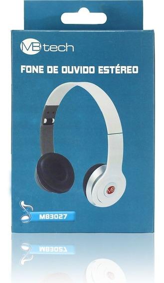 Fone De Ouvido Headphone Extra Bass