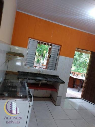 Chácara Com 2 Dormitórios À Venda, 3300 M² Por R$ 150.000 - Rocil - Iguape/sp - Ch0031