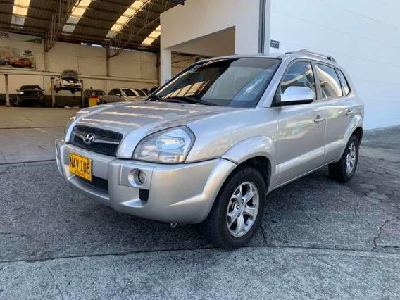 Hyundai Tucson Gl Mt 4x4 Mod 2010