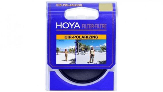 Hoya Polarizador Circular 58mm (made In Japan)