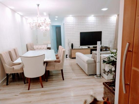 Apartamento 92m, 3 Quartos, 1 Suite E 2 Vagas Vida Viva Sbc