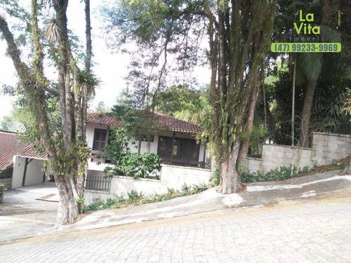 Imagem 1 de 25 de Casa Com 3 Dormitórios À Venda, 240 M² Por R$ 480.000,00 - Itoupava Central - Blumenau/sc - Ca0607