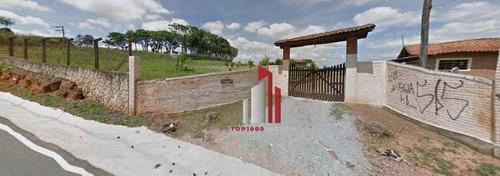 Imagem 1 de 9 de Terreno À Venda, 1000 M² Por R$ 125.000,00 - Pavão (canguera) - São Roque/sp - Te0077