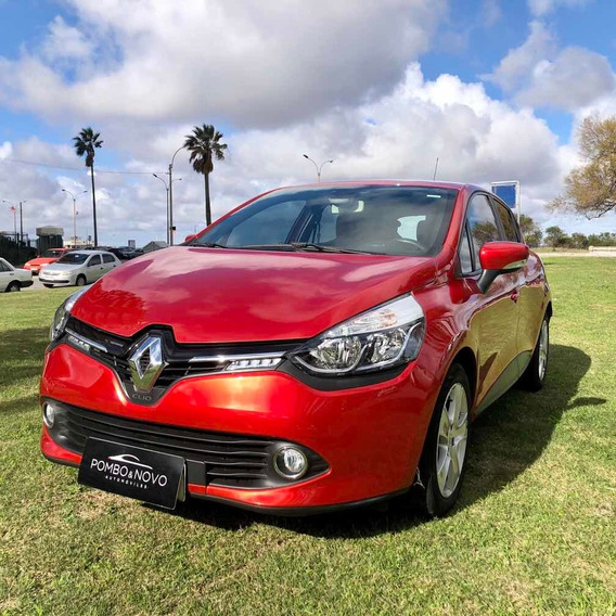 Renault Clio Expression 65.000 Km Un Dueño Financio Permuto