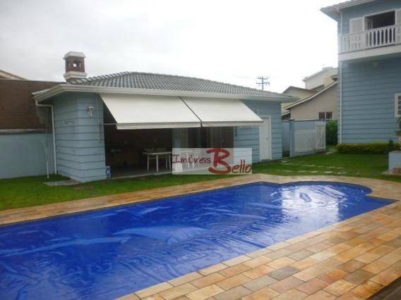 Casa Residencial Para Venda E Locação, Condomínio Itatiba Country Club, Itatiba. - Ca0543