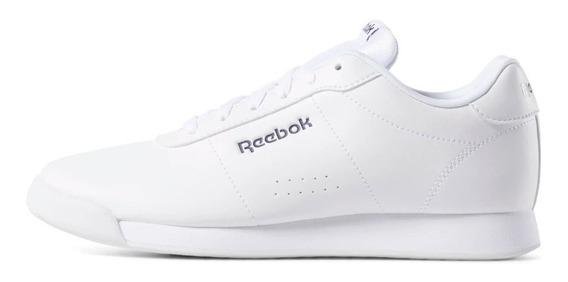 Tenis Reebok Royal Charm Blanco/negro Unisex Dv5410