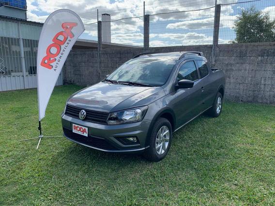 Volkswagen Saveiro Highline 2020 0km! Entrega Inmediata